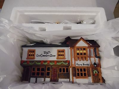 Dept 56 Dickens Village Series #59056, THE OLD CURIOSITY SHOP, RETIRED w/ BOX