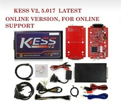 "KESS V2 MASTER ECU OBD  ""ReMapp Business TOOLKIT"" V5.017 Latest - ONLINE VERSION"