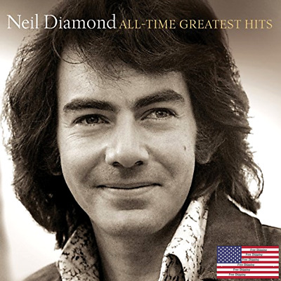 Neil Diamond's Audio CD Best Loved Hits All-Time Greatest Hits NEW Music Gift