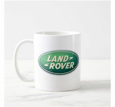 Land Rover Car Logo Official Personalised Mug Cup Present Novelty Gift Idea