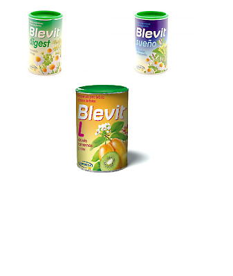 Blevit BABY INSTANT TEA - Digestion Baby Calm Sleep Against Constipation 150g