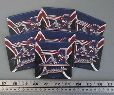 Lot Of (10) Coaster Montreal Alouettes Cfl Football # 4538