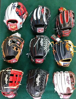 Rawlings Gold Glove Club Limited Edition Baseball Gloves of the Month NWT GOTM