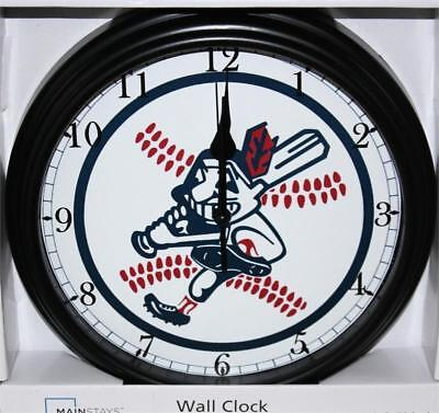 Cleveland Indians Clock MLB New Wall Clock Lifestyle Lighting