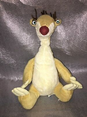 Ice Age 3 SID Soft Toy Character Plush 11 inch / 30cm