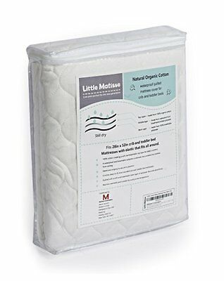 Crib Mattress Topper Mini Cover Fitted Kids Waterproof Accessories Soft Bedding