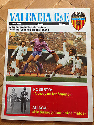 Valencia Ifk Goteborg And Spain  North Ireland Wales 1982