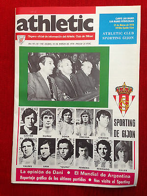 Athletic Bilbao 1978 Seleccion Vasca Ussr Union Soviet