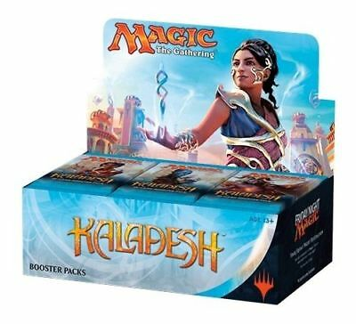 Kaladesh Booster Box of 30x Booster Packs Partial Box Sealed MTG