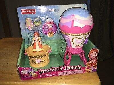 Fisher Price Precious Places Flower Balloon  Imaginext