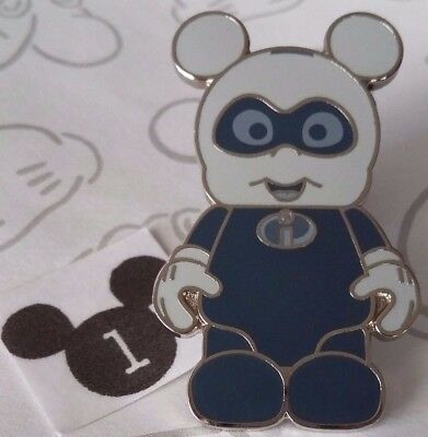 Jack-Jack Mickey Vinylmation Mystery Park #2 Incredibles Disney Pin 71996