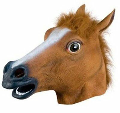 Miyaya® Horse Head Mask
