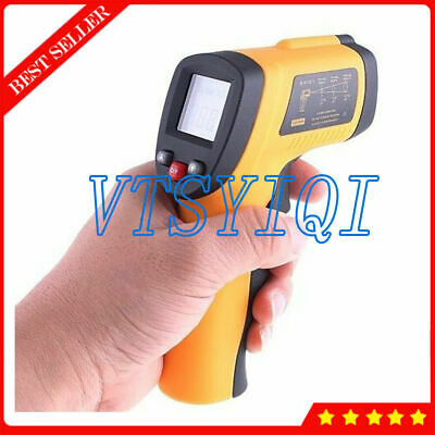 GM550 LCD Temp Meter Gun Non-Contact Digital Laser Infrared IR Thermometer
