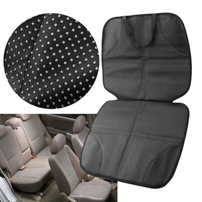 PVC leather Auto Car Seat Protector Infant Cover Mat Baby Pad Waterproof DuoMat