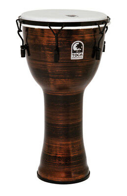 Toca Freestyle II Djembe 12'' Mech - TF2DM-12SC - Spun Copper