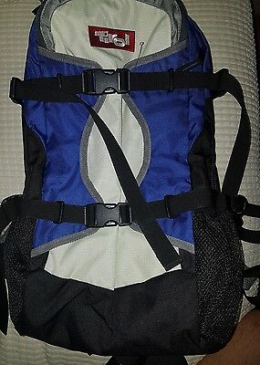 Deuter Backpack with Alpine back system for extra weight