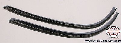 Window Wind Deflectors from Carbon Fiber for Toyota Celica gen6 ST202, ST205