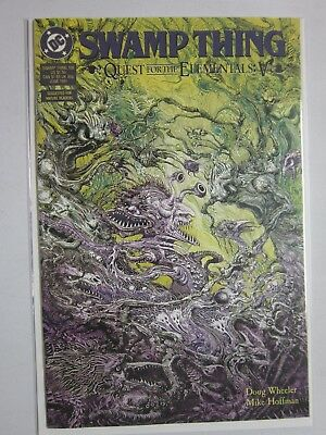 Swamp Thing (1982 2nd Series) #108 - 8.0 VF - 1991