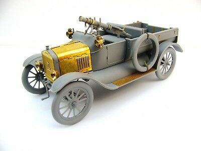 WWI Australian Army Car FORD Model T 1917 LCP PE for ICM 35663 1/35 RPM Resicast