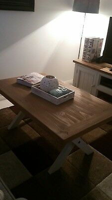 Timber Recycled Coffee Table