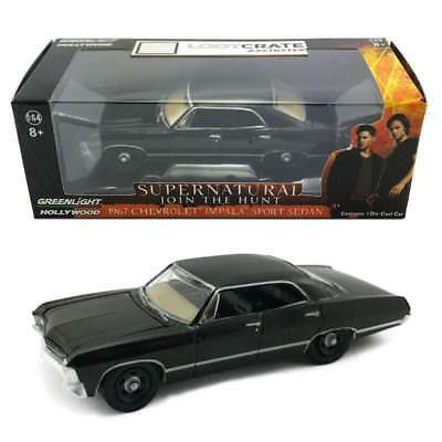 LootCrate September 2015 Supernatural Dean's 1967 Chevrolet Impala Kids Toy Car