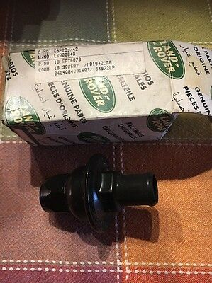 Genuine Land Rover Air Control Valve V8 - ERC6878