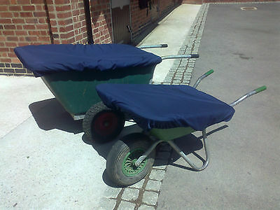 Wheelbarrow Covers - For A Tidy Yard This Winter