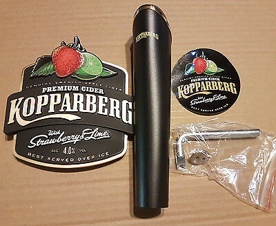 Kopparberg S&L Cider Tap Badge & Handle Complete Kit