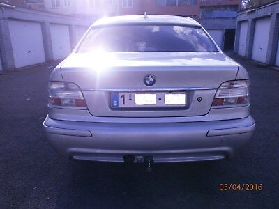 BMW   520D   E39  full option PASSEE AU C.T LE 07/09/2017