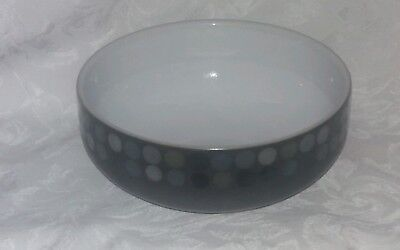 Denby Jet Dots Cereal Bowl 6 Inches