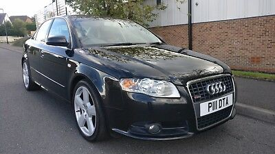 2006 Audi A4 S-Line 2.0 Tdi Cvt Automatic *cambelt And Water Pump Replaced*