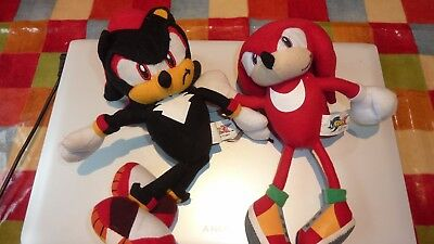 "Sonic Toys Knuckles Shadow 10""-SEGA"