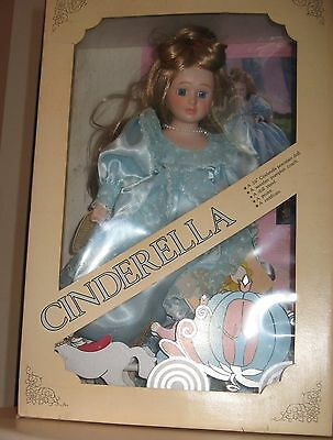 duckhouse doll CINDERELLA DOLL legendary memories Coach & glass slipper