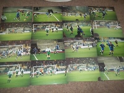 Halifax Town V Plymouth Argyle Match Photo Collection 23Rd December 2000 X 16