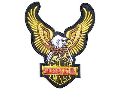 Honda Goldwing Fan Patch Fan Patch