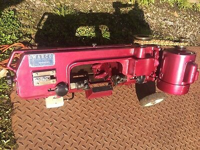 Warco universal band saw REDUCED