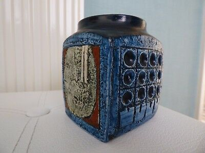 Superb Troika Marmalade Pot - Signed H.f.