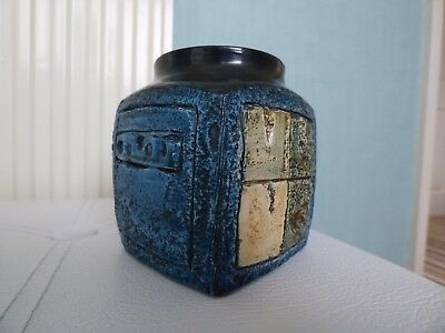 Superb Troika Marmalade Pot - Signed A.b.