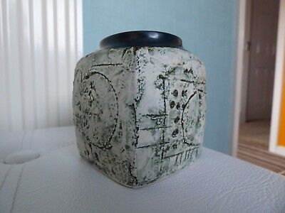 Excellent Troika Marmalade Pot - Signed A.l.