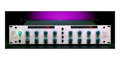 Cranesong STC-8 Mastering version - All pots with detented control
