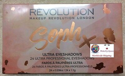 "Makeup Revolution Soph X Eyeshadow Palette ""New Release"""