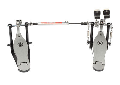 Gibraltar 4711ST-DB Double Bass Pedal - 4700 Series - Strap Drive