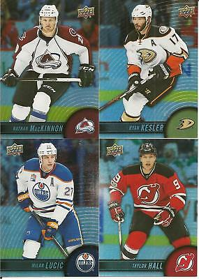 2017-18 Tim Hortons Base Cards & Checklists (Finish your Set) 3 for $1.00