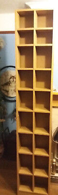Storage Tower for DVD/Blue Ray/CD
