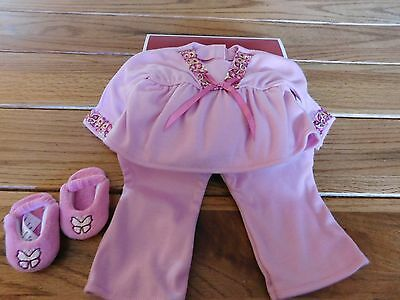 American Girl Julie Pajamas First Version New In Box Retired Free Shipping