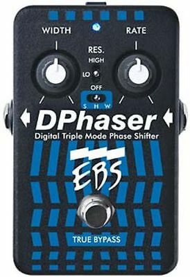 EBS DPhaser - Triple Mode Phase Shifter Bass