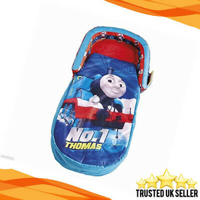 Thomas The Tank Engine My First ReadyBed - Toddler Airbed and Sleeping Bag in on