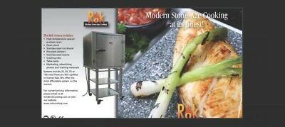 Hot Rok Oven And Accessories