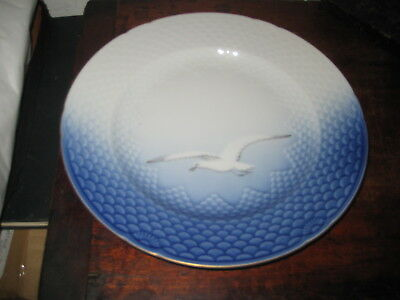 Large B & G Bing & Grondahl Dinner Plate Seagull Design