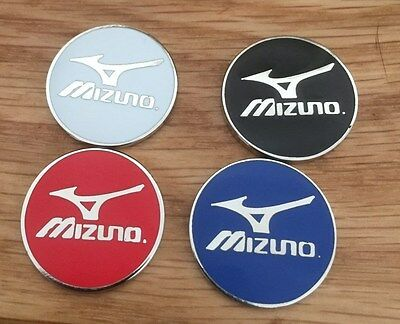 Set of four Mizuno Magnetic golf ball markers                    m6